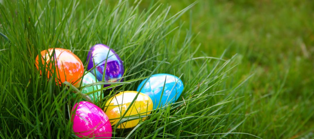 Easter Egg Hunt at Grace Street